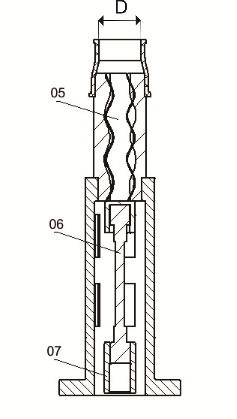 Hydraulická časť GSK